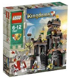 Drachenfestung von LEGO