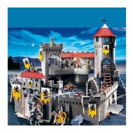 Große Löwenritterburg von Playmobil